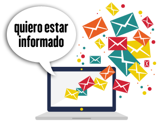 newsletter quiero estar informado zaragoza