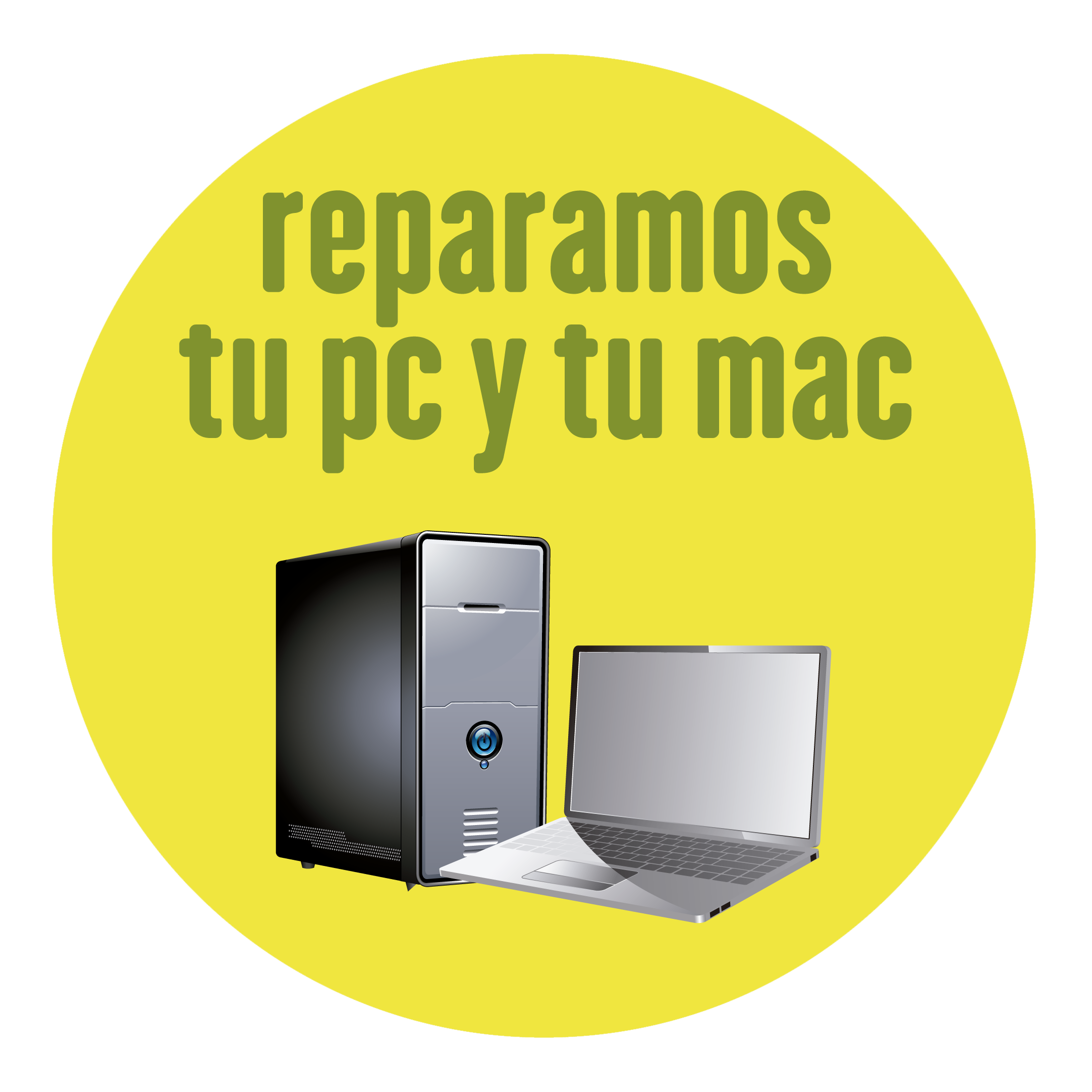 reparar pc mac zaragoza